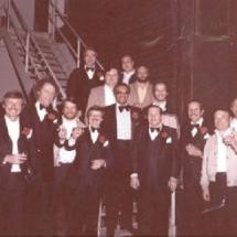 DI Soph Ladies Band 1984