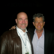 Curt and David Foster