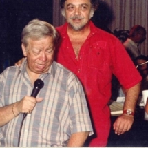 Jack Eglash and Mel Torme