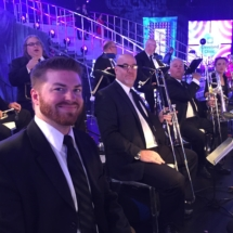 Keep Memory Alive 2015 Brass Section