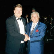 Tony Bennett with Curt